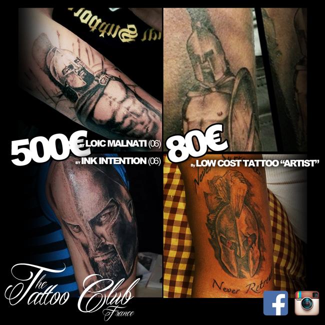 Prix Tatouage Et Elements A Savoir Tattoo France